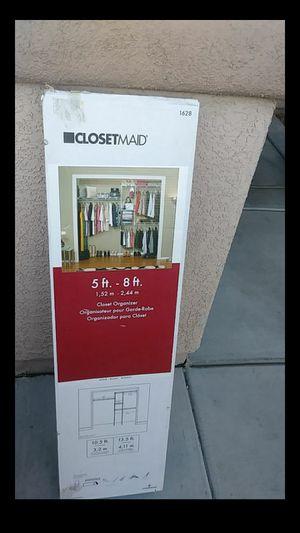 Closet organizer for Sale in North Las Vegas, NV