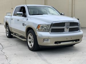 2012 DODGE RAM 1500 LONGHORN LARAMIE 4X4 ****TRUCK MUST GO TODAY**** for Sale in Hollywood, FL
