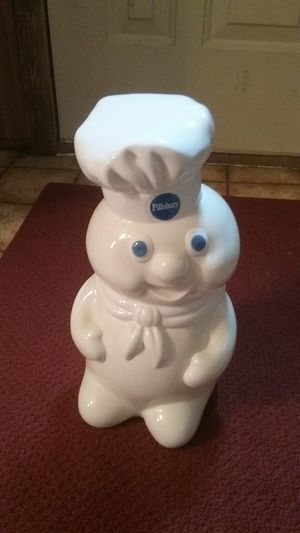 Pillsbury Doughboy Cookie Jar for Sale in Roachdale, IN