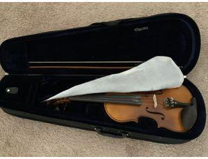 Adagio EM-130 Violin,Spruce Top, W Case & Bow Size:1/2 for Sale in Lauderhill, FL