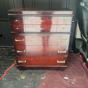 Old Wooden Dresser for Sale in Detroit, MI