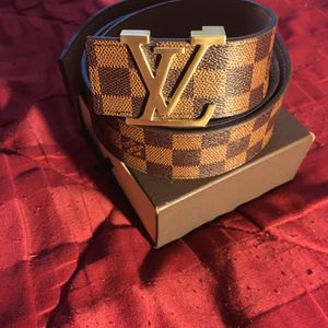 Louis Vuitton Belt for Sale in Plumas Lake, CA