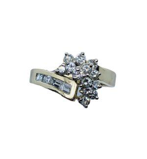 14k diamond ring for Sale in Alexandria, VA