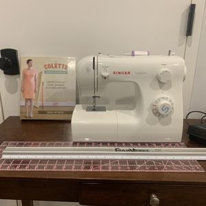 Sewing Machine With Supplies for Sale in Brooklyn, NY