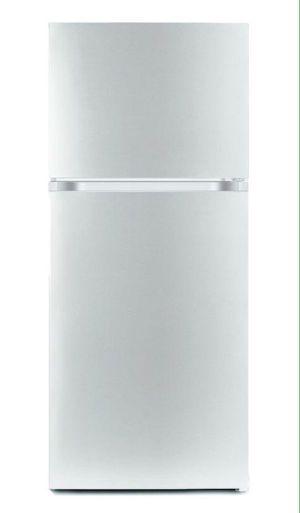 Refrigerator 14.5 Cu. Ft White Upper Freezer Frost Free Nevera Frío Blanca Congelador Superior sin Escarcha for Sale in Miami, FL