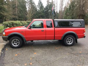 1999 Ford Ranger 3.0 manual for Sale in Seattle, WA