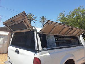 Work metallic camper sheel. 8 f. for Sale in Phoenix, AZ