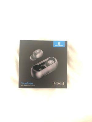 Soundpeats Truefree 5.0 earbuds for Sale in Jonesboro, GA