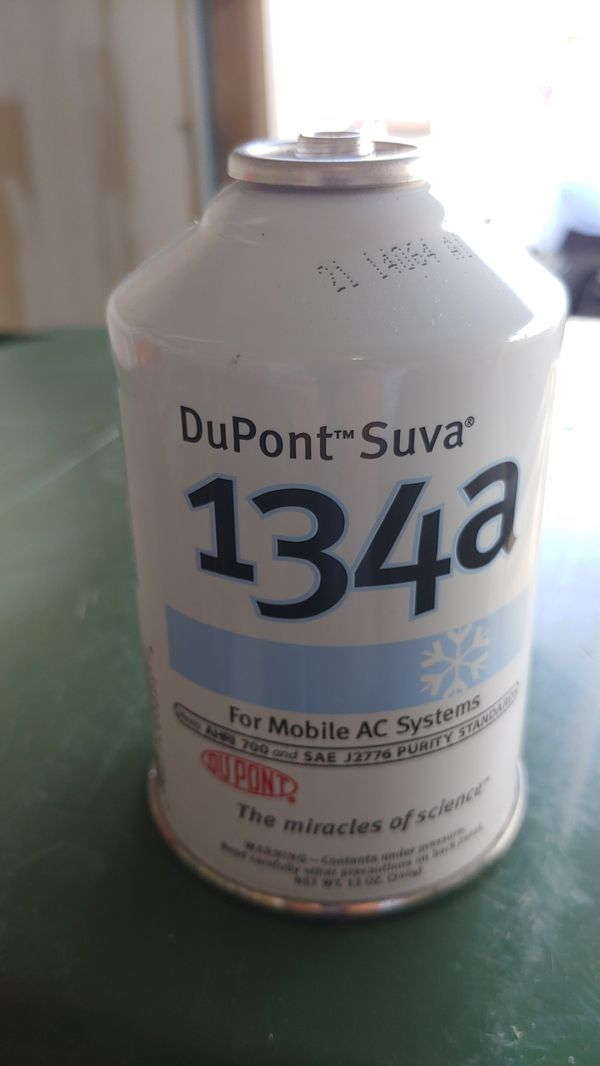 Dupont Suva 134a Freon for Car