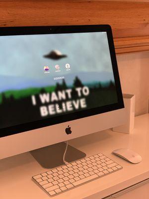 """21.5"""" iMac + AppleCare+ for Sale in New York, NY"""