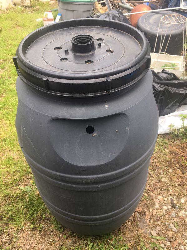 Rain Barrels - 55 Gal.