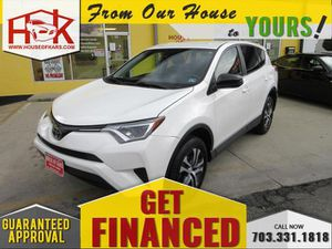 2017 Toyota Rav4 for Sale in Manassas, VA