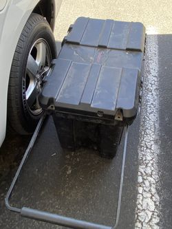 Task Force Big Tools Carrier Box With Pull Out Handle for Sale in Henderson,  NV