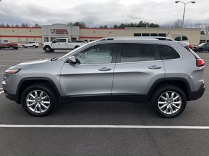 2014 Jeep Cherokee Limited for Sale in Buena Vista, VA