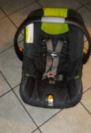Chicco Brand Car Seat for Sale in Montgomery, AL