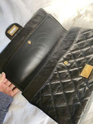 Chanel Black Jumbo Reissue Double Flap Bag for Sale in Fullerton, CA