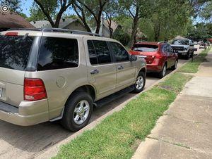 2004 Ford Explorer for Sale in Dallas, TX