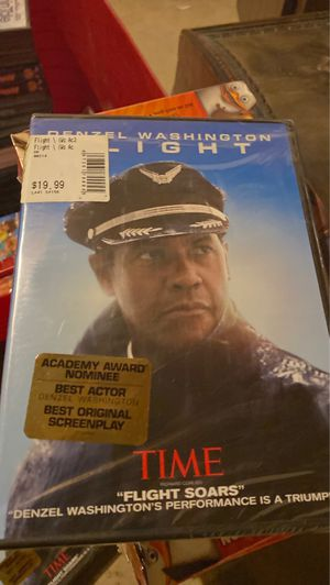 Flight DVD, new for Sale in Plainfield, IL