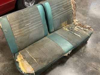 1964-67 GM A-body Bench Seat for Sale in Black Diamond,  WA