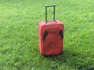 CARRY ON LUGGAGE ON WHEELS for Sale in Virginia Beach, VA