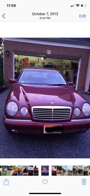 1999 E320 Mercedes Benz for Sale in Fort Washington, MD