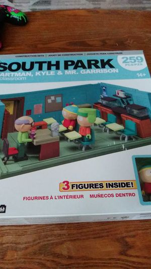 Sealed South Park Legos for Sale in Fresno, CA