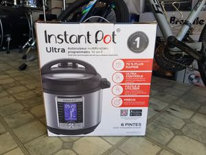 NEW Instant Pot 6 Quart 10-in-1 for Sale in Laguna Beach, CA