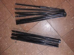 Art tripod folding stand / back drop for Sale in New York, NY