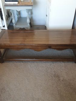 Coffee Table for Sale in Meridian,  ID