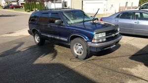 2001 Chevy Blazer - Mechanic Special for Sale in Maple Valley, WA