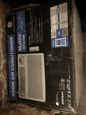 Ge window Ac unit 10,000 btu for Sale in Pompano Beach, FL