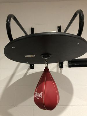 Punching speed bag for Sale in Spring Hill, FL