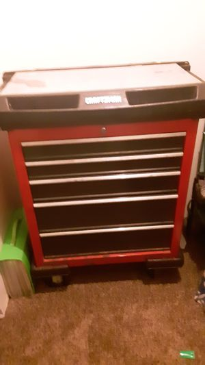 Craftsman tool box for Sale in Downey, CA