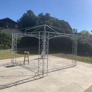 Aluminum Shed and Metal Patio frame for Sale in Diamond Bar, CA