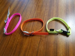NEW collars and leashes for Sale in Eau Claire, WI