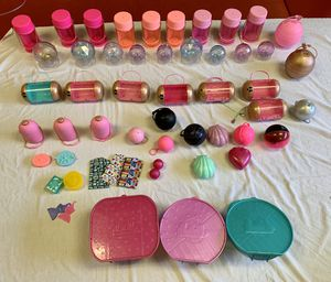 LOL Doll/Pet cases (43) total take all for $130 or Best offer for Sale in Los Angeles, CA