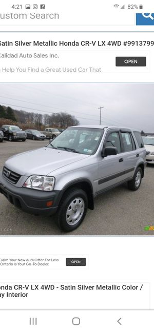 Wanted... Honda cr-v for Sale in San Dimas, CA