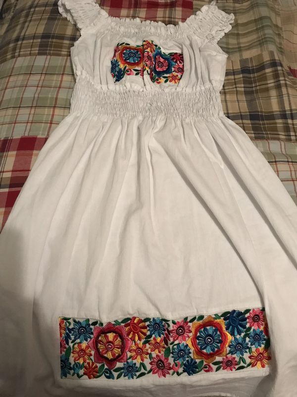 Mexican dress brand new !