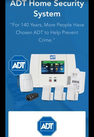 ADT Alarm System for Sale in San Bernardino, CA