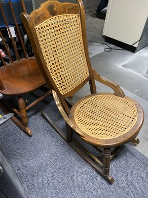 Antique rocking chair for Sale in Brentwood, CA