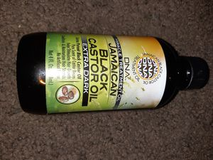 All_Natural Black Castor Oil for Sale in Philadelphia, PA