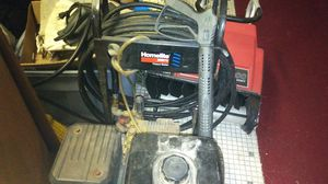 Homelite 2500 psi powerwasher for Sale in Harper Woods, MI