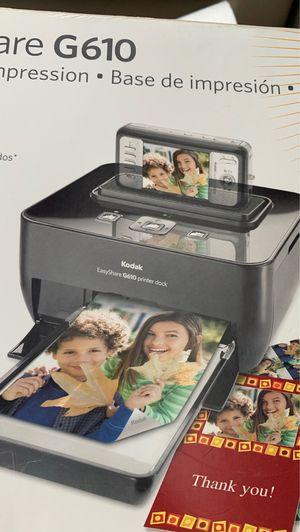 Kodak easy share G610 for Sale in Springfield, MA