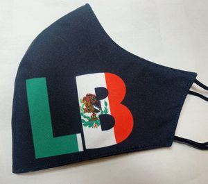 LB Mexico Face Mask for Sale in Long Beach, CA