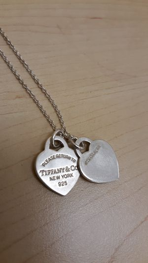 Tiffany &Co necklace for Sale in Westerville, OH