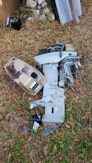 Outboard motor for parts for Sale in TWN N CNTRY, FL
