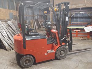 Electric off-road forklift for Sale in Wylie, TX