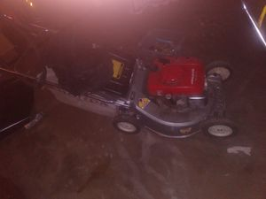 Self-propelled lawn mower and snowblower both work for Sale in Denver, CO