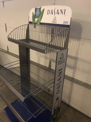 Brand New!!! Display rack with or without brand signs. for Sale in Redmond, WA