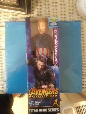 Marvel Captain America for Sale in NW PRT RCHY, FL